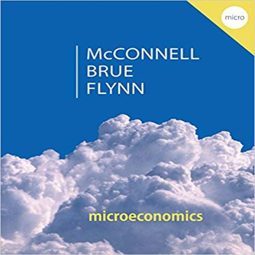 mcgraw hill microeconomics answer key