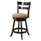Cooper bar stool. x4 - plan is to change the fabric to something pink/orange/red