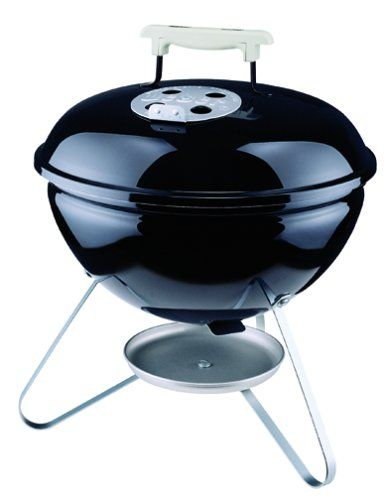 Weber 10020 Smokey Joe Silver Charcoal Grill, Black http://shopnurpjz.com