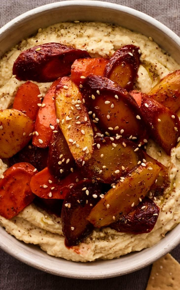 Harissa spiked carrots plus 8 more Israeli recipes