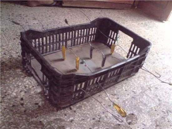 You can play Foosball anywhere if you want, you don't need an expensive table, you just need a basket, some wires and a few paper clips.  #foosball #tablesoccer #sports