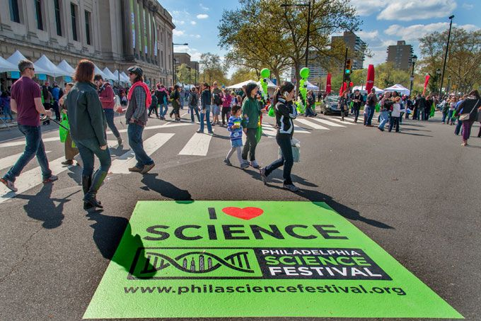 Our Guide To The Philadelphia Science Festival, Returning With Nine Days, More Than 100 Events And 175 Partners, April 25-May 3