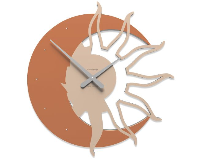31 best Terracotta images on Pinterest Terracotta Wall clocks