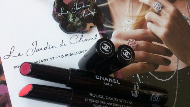 CHANEL3月発売の新ルージュ☆ROUGE COCO STYLO☆