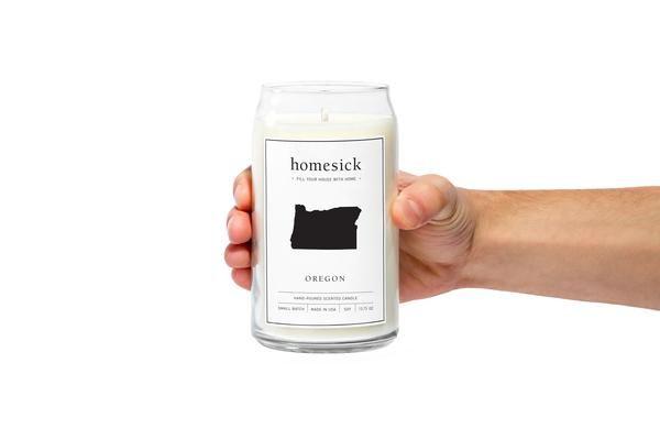 Oregon Homesick Candle