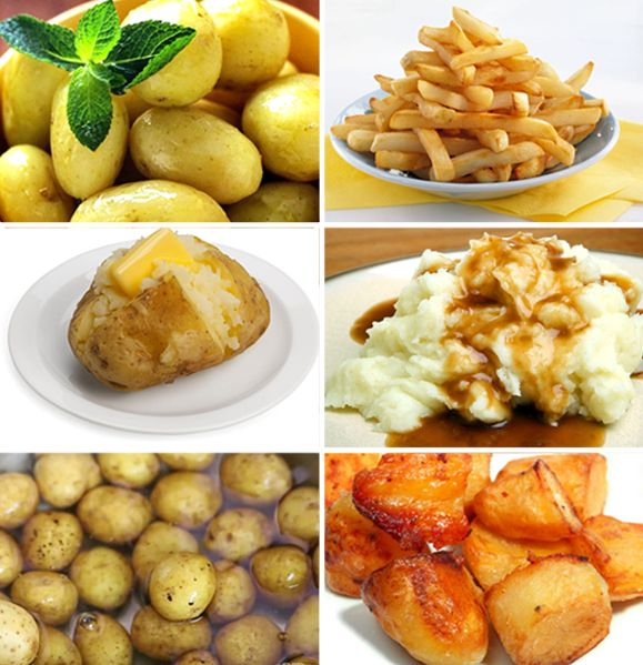 do believe potatoes have improved over the years as I can remember some potatoes that would just boil to nothing and be 'stringy'. Mum would say they were 'old' potatoes and would mash them with butter and milk. Others we just had as chips which I liked and jacket potatoes were a treat on bonfire night. Today, you can buy most already cooked and frozen. How did you like your potatoes when you were young?