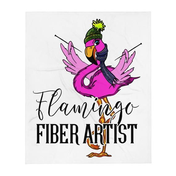 Flamingo Fiber Artist Throw Blanket Etsy In 2020 Crochet Baby Sweater Pattern Crochet Baby Sweaters Throw Blanket