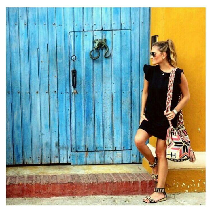 Wayuu bag is a must have