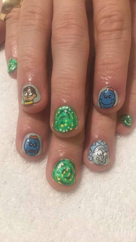 25 best nail art images on Pinterest | Nail design, Nail art ideas ...