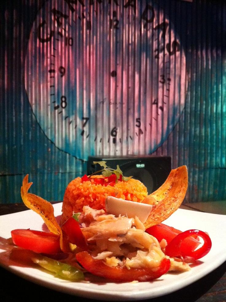 Cod Salad #food at Camaradas