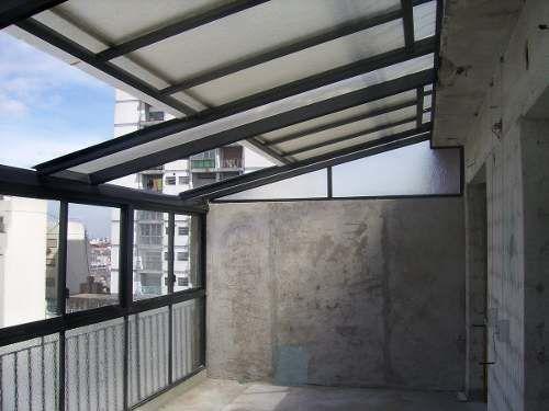 techos corredizos traslucidos de aluminio