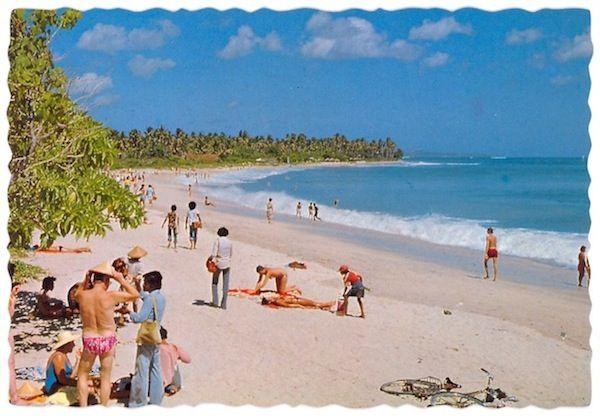 Kuta Bali 1980