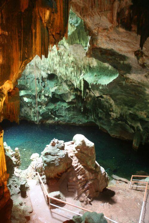 Gasparee Caves Down the Islands #Trinidad #WI