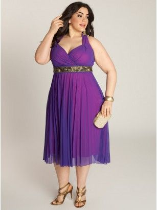 25+ best ideas about Purple Plus Size Dresses on Pinterest | Plus ...