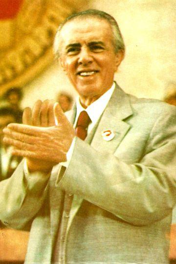 enver hoxha 1982 june congress trade unions