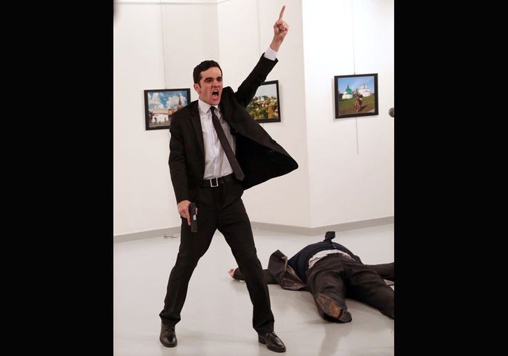 The winning entries of the 60th annual World Press Photo Contest have just been announced.