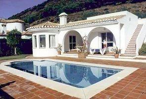 Mijas, Andalusien, 8 pers. Strand: 5 km, Restaurant: 2 km (DKK 9.527 for 1 dage i okt)