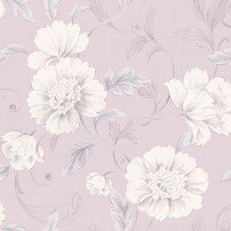 Rasch Boutique wallpaper in mauve 226171
