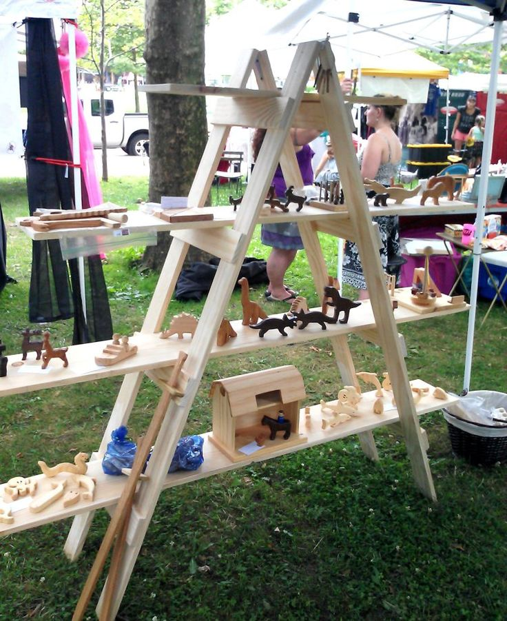 Craft Stand Royal Cornwall Show