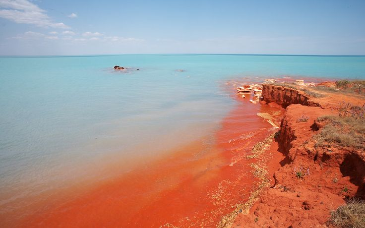 Roebuck Bay, Broome, Western Australia.