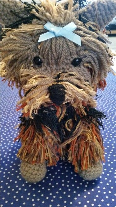 Free Crochet Patterns For Yorkies : 17 Best images about Christmas Gifts To Make on Pinterest ...