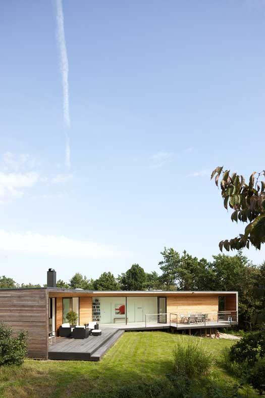 Loft modern contemporary villa designs Ladybird