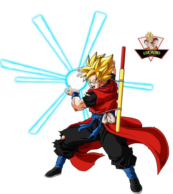 Goku Xeno SDBH by lucario-strike on DeviantArt