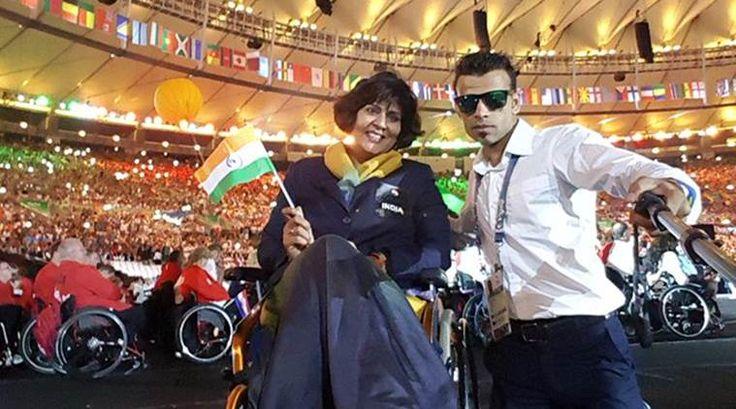 Rio Paralympics 2016 : Haryana's Daughter, Deepa Malik scripts history ; pockets…