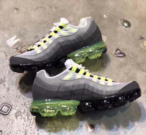 best sneakers 17354 aa6b8 Air Max 95 VAPORMAX Neon AJ4970-071 | Sneakers in 2019 ...