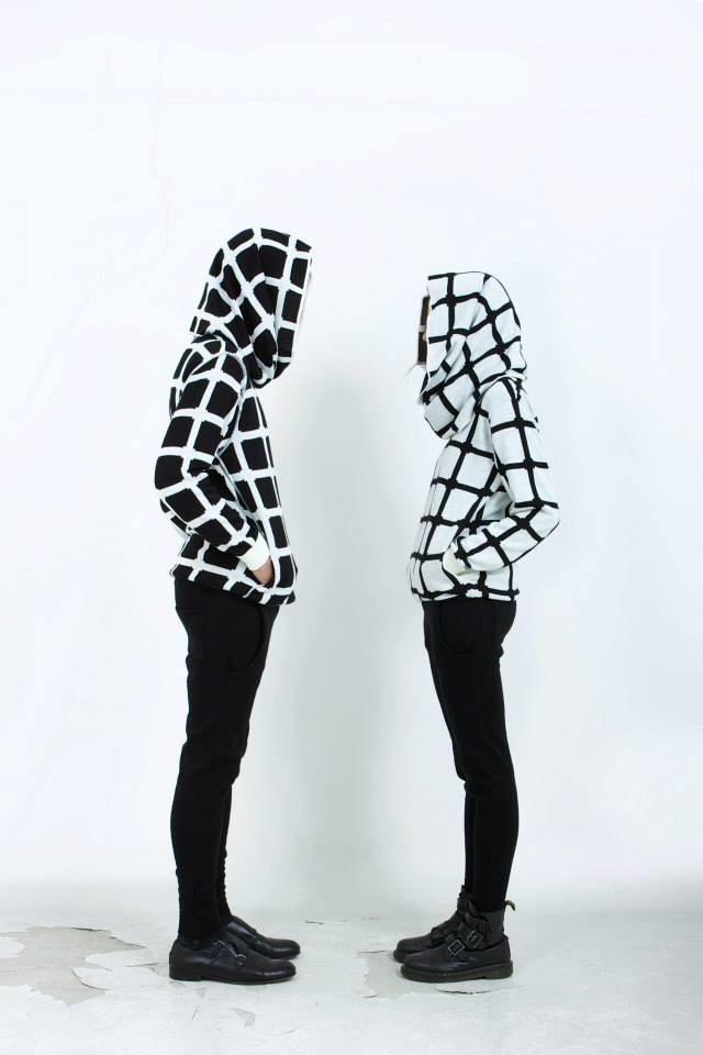 B r a c k e t s (sweater) doble faz- B r a c k e t s ( maxi-scarf) doble faz-