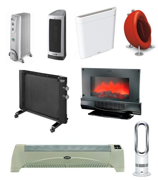 Best Space Heaters 2012 Apartment Therapy's Annual Guides
