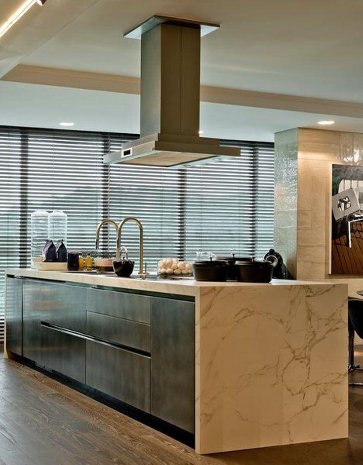 Musterbestellung Küche mit insel, Küche, Kücheninsel