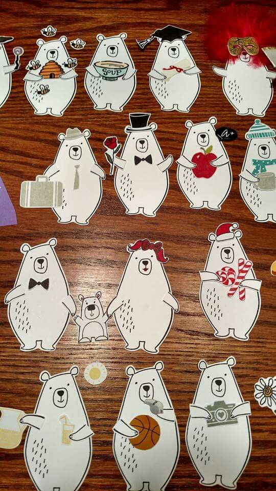 Card Making Ideas Close To My Heart Part - 40: CTMH Jack Cardmaking Bear