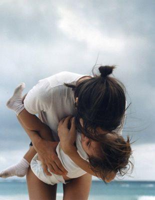 Love in Hug form...