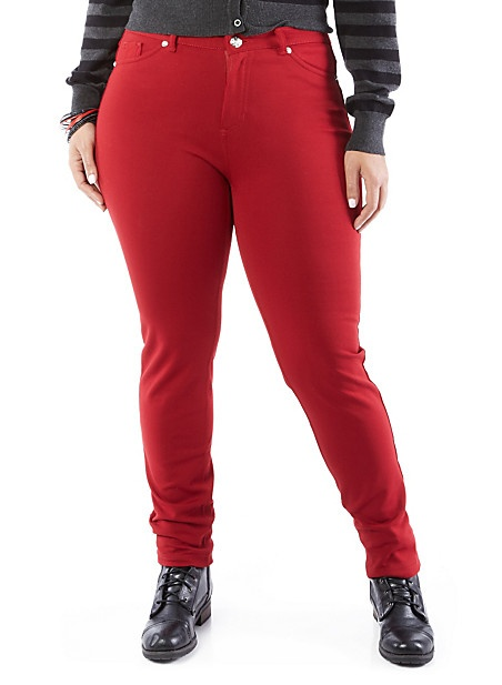 Wholesale Plus Size Leggings: VELP_BLK WHOLESALE Icy Velvet Leggings WHOLESALE Women's Cotton-Blend 5-Pocket Skinny Capri Jeggings - Plus Plus Size Lady's Solid Color Capri Jegging JNP_RED WHOLESALE Women's Cotton-Blend 5-Pocket Skinny Capri Jeggings.