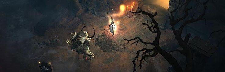 Νέες εικόνες από την BlizzCon για το Diablo III Reaper of Souls