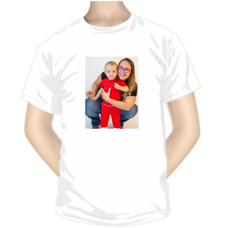 Tee shirt avec votre PHOTO - Tee shirts originaux - SiMedio