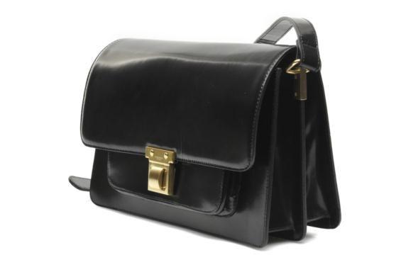 Vagabond Leather bag N°32 Polido Zwart - Handtassen bij Sarenza.be (208989)
