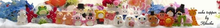 kikuike Custom Cake Topper,Dollhouse and Art Dolls for you