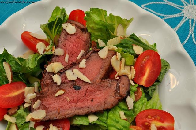 Hormel-Staycation-Teriyaki-Steak-Salad by famfriendsfood, # ...