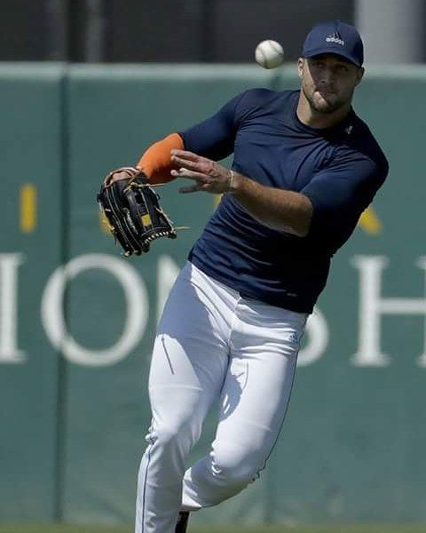 Dear Lord! Tim Tebow