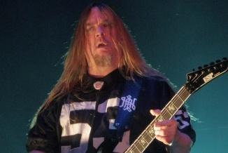 R.I.P Jeff Hanneman (1964 - 2013)