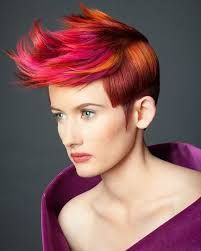 Image result for crazy hair colors