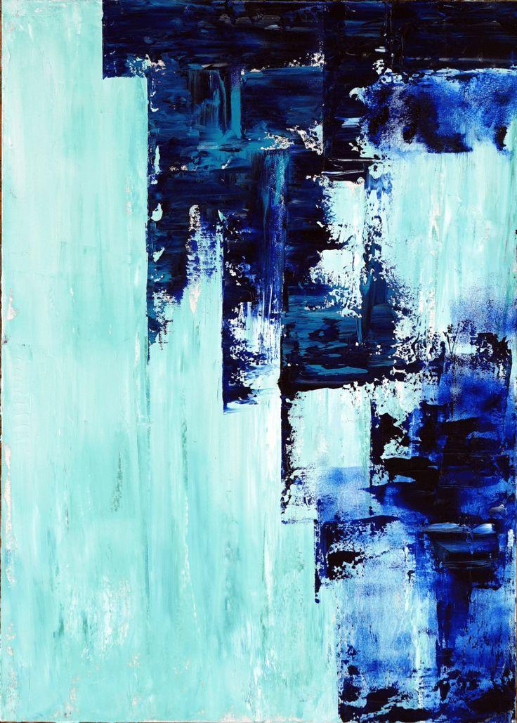 """Картина маслом """"VERTIGO"""" - Галерея изобразительного и декоративного искусства"""