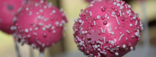 Skabelon til fremstilling af popcakes