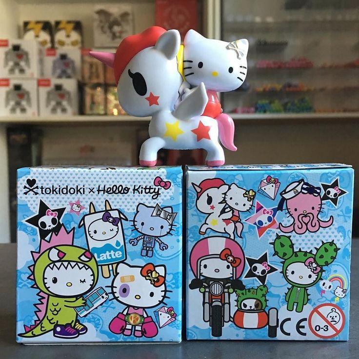 Coming down to the last few Hello Kitty x Tokidoki Blindboxed figures! Clean us out by taking 15% off when you shop today's Daily a Deal!  #dailydeal #hellokitty #tokidoki #stellina #unicorno  #arttoys #arttoy #vinyltoy #vinyltoys #designertoys #desgnertoy #designer #designers #art #vinyl #toy #toys #collectibles #collectible #markham #mindzai #toronto