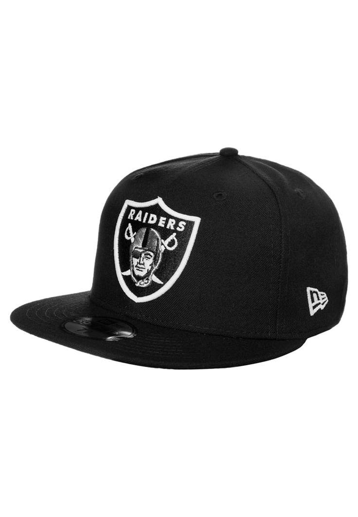 New Era 59FIFTY NFL OAKLAND RAIDERS Cap black Accessoires bei Zalando.de   Material Oberstoff: 100% Polyester   Accessoires jetzt versandkostenfrei bei Zalando.de bestellen!