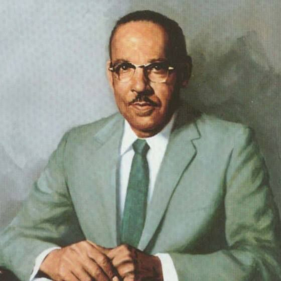 """Vivien Theodore Thomas (1910-1985), who had nothing further than a high school education, became an expert heart surgeon and a teacher of operative techniques to many of the country's most prominent surgeons. In the 1940s, Vivien Theodore Thomas developed the procedures used to treat """"Blue Baby Syndrome""""(a heart defect in new born babies that deprives them of oxygen)."""