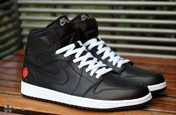 """Air Jordan 1 """"Bin 23″ by The Cross Customs"""