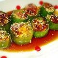 超簡単!手抜きでも旨い!ピーマン肉詰め by etsu♡etsu http://cookpad.com/recipe/2559931#share_other